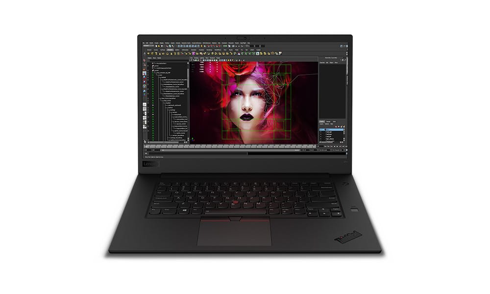 "Lenovo ThinkPad P1, Ultrabook Pro 15"" station de travail Coffee Lake Quadro"