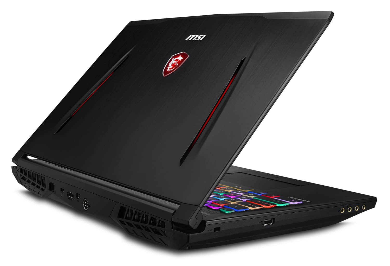 "MSI GT63 8RG-071, PC portable 15"" 120Hz GTX 1080 Hexa Coffee SSD 2374€"