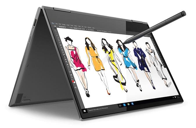 Revue de presse des tests publiés sur le Web (Lenovo Yoga 730-13IKB)