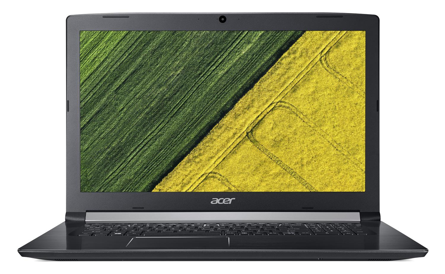 Acer Aspire A517-51-35V2, PC portable 17 pouces Full IPS SSD/HDD Kaby à 551€