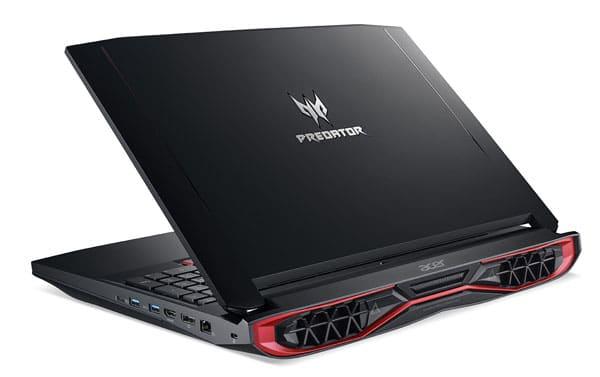 "Acer Predator GX-792-77HL, PC portable 17"" IPS GTX 1080 SSD Quad HK 2189€"