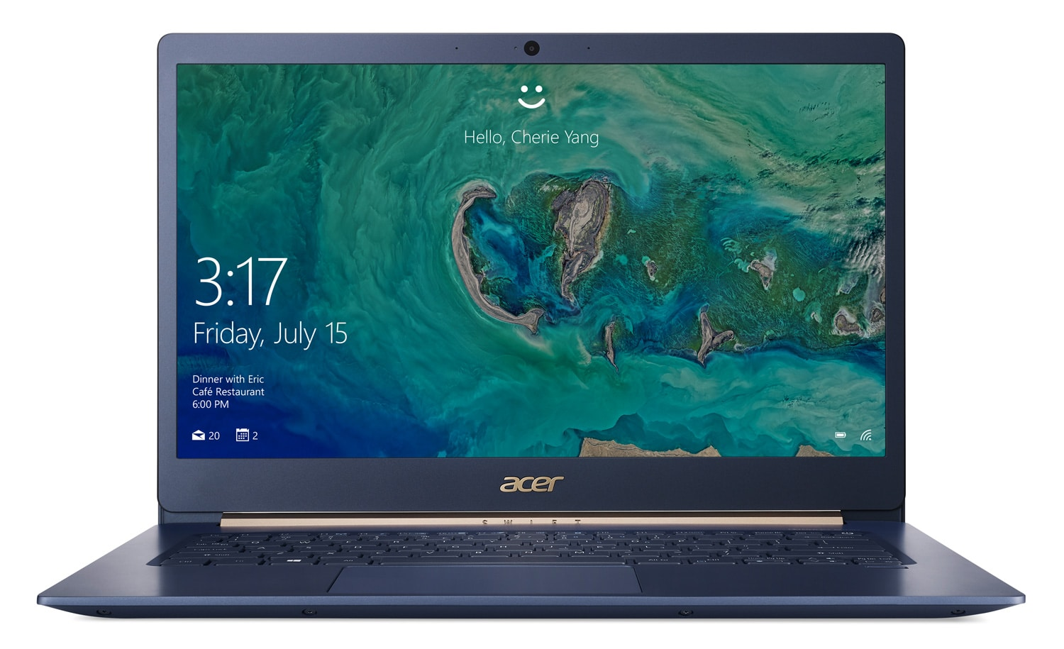 "Acer Swift SF514-52T-51CW, ultrabook 14"" léger Tactile Quad i5 SSD à 850€"