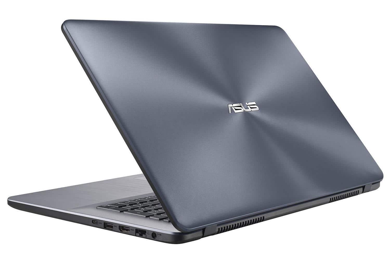 Asus R702UA-BX563T, PC portable 17 pouces léger SSD (472€)