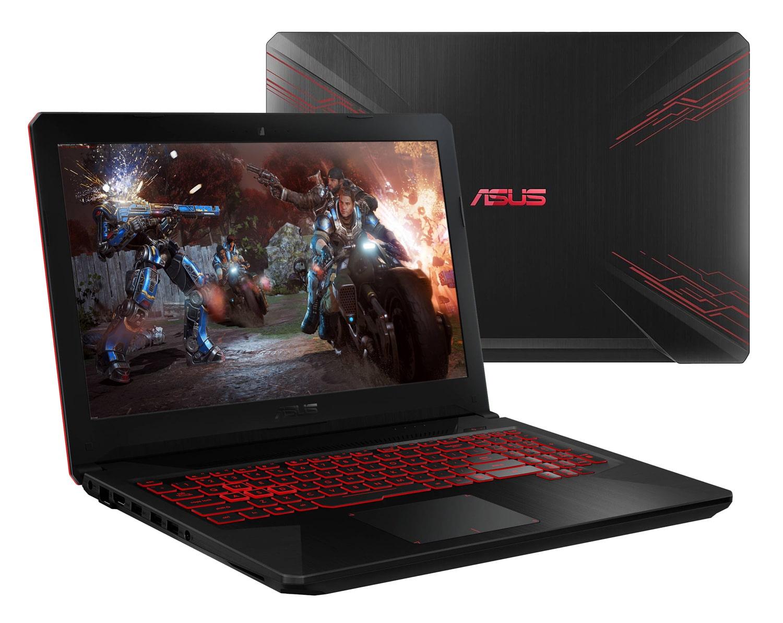 Asus FX504GD-DM588T, PC jeu 15 pouces SSD 256 Go (809€)