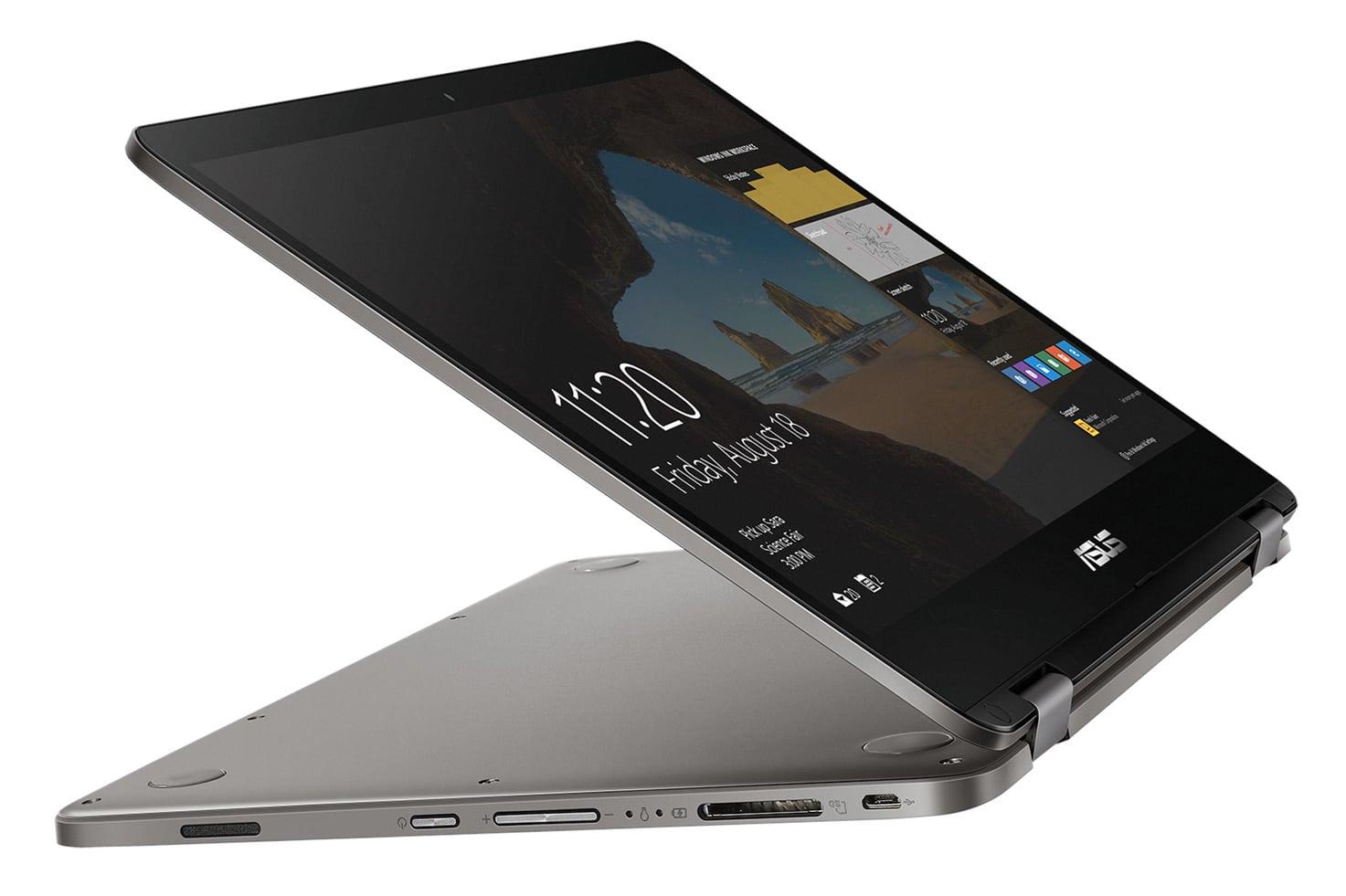 "Asus VivoBook Flip TP401MA-BZ023T, ultrabook 14""/Tablette SSD256 Gemini à 425€"