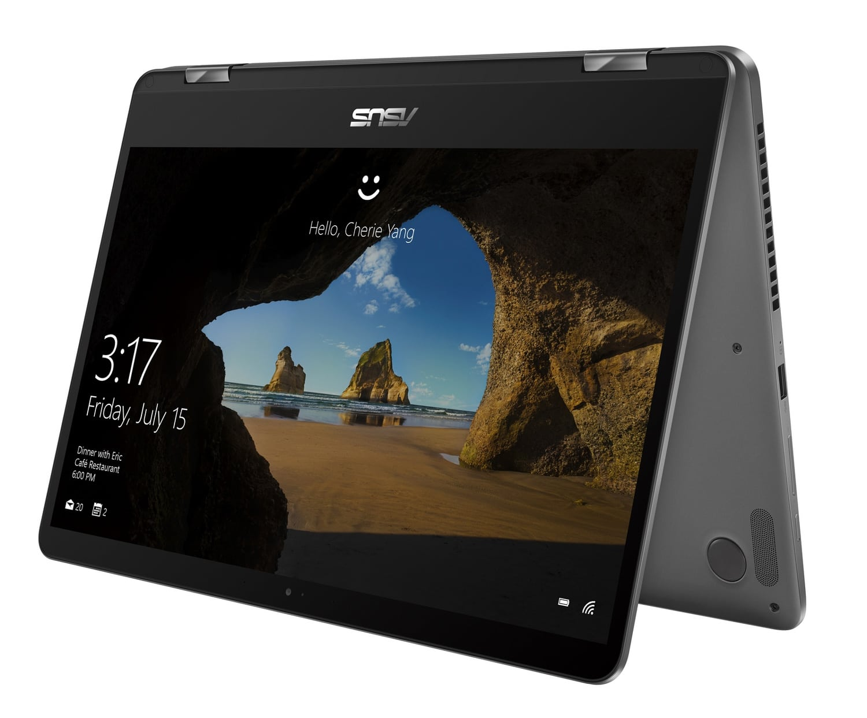 "Asus Flip UX461UA-E1166T, Ultrabook 14"" IPS Tablette Quad SSD (849€)"