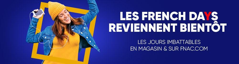 """<span class=""""tagtitre"""">French Days - </span>retour des jours promo à la Black Friday pour la rentrée"""