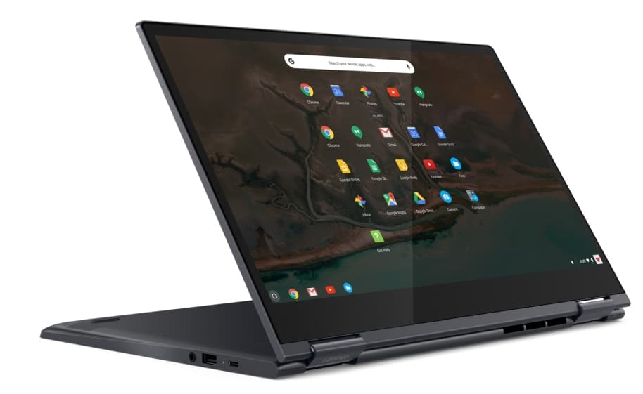 "<span class=""tagtitre"">IFA 2018 - </span>Lenovo Yoga Chromebook C630 15"" IPS 4K / Tablette Quad i5"