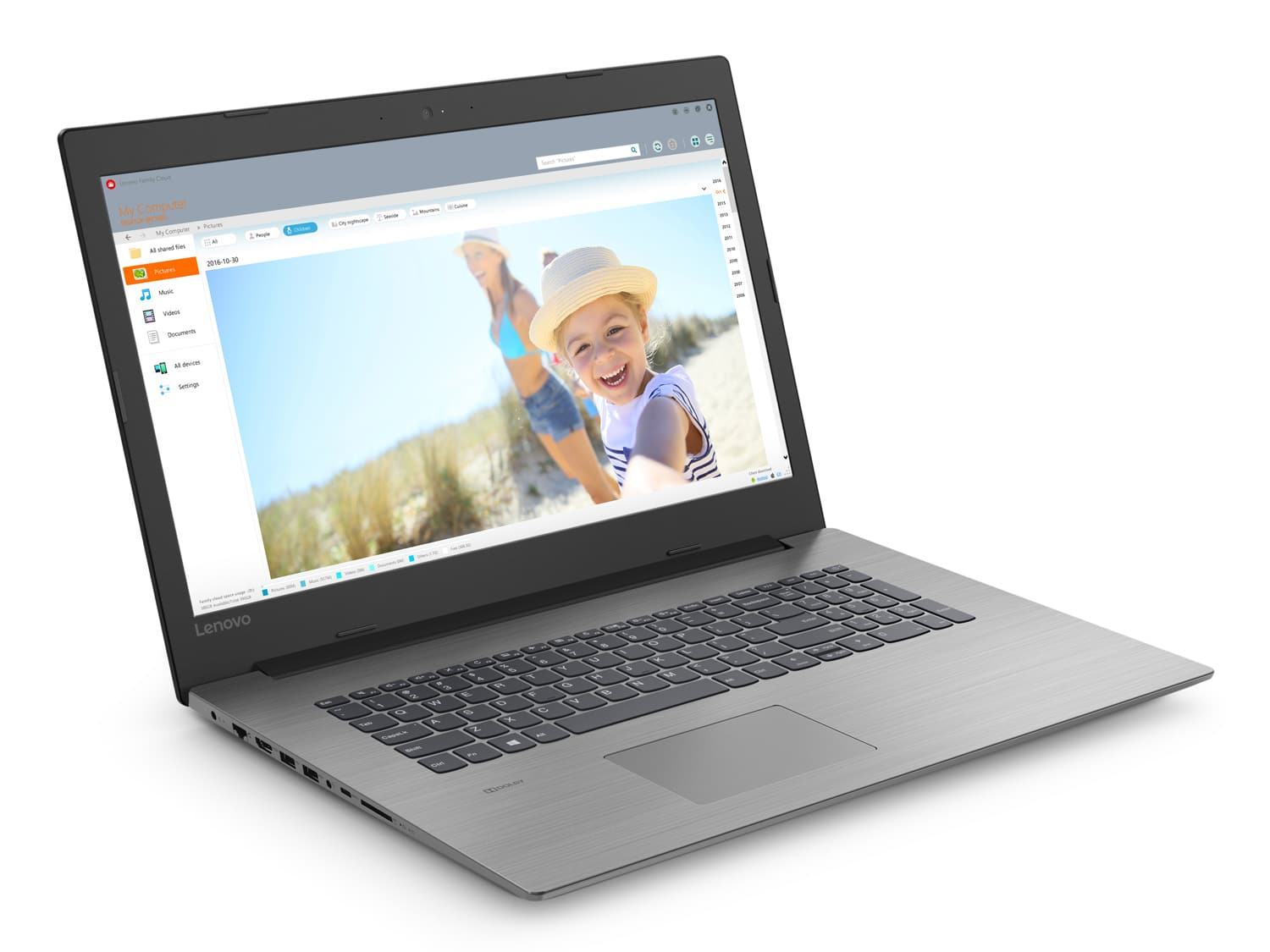 "<span class=""promo-best"">Promo 599€</span> Lenovo Ideapad 330-17ICH, PC portable 17 pouces Coffee i5 GTX 1050 SSD"