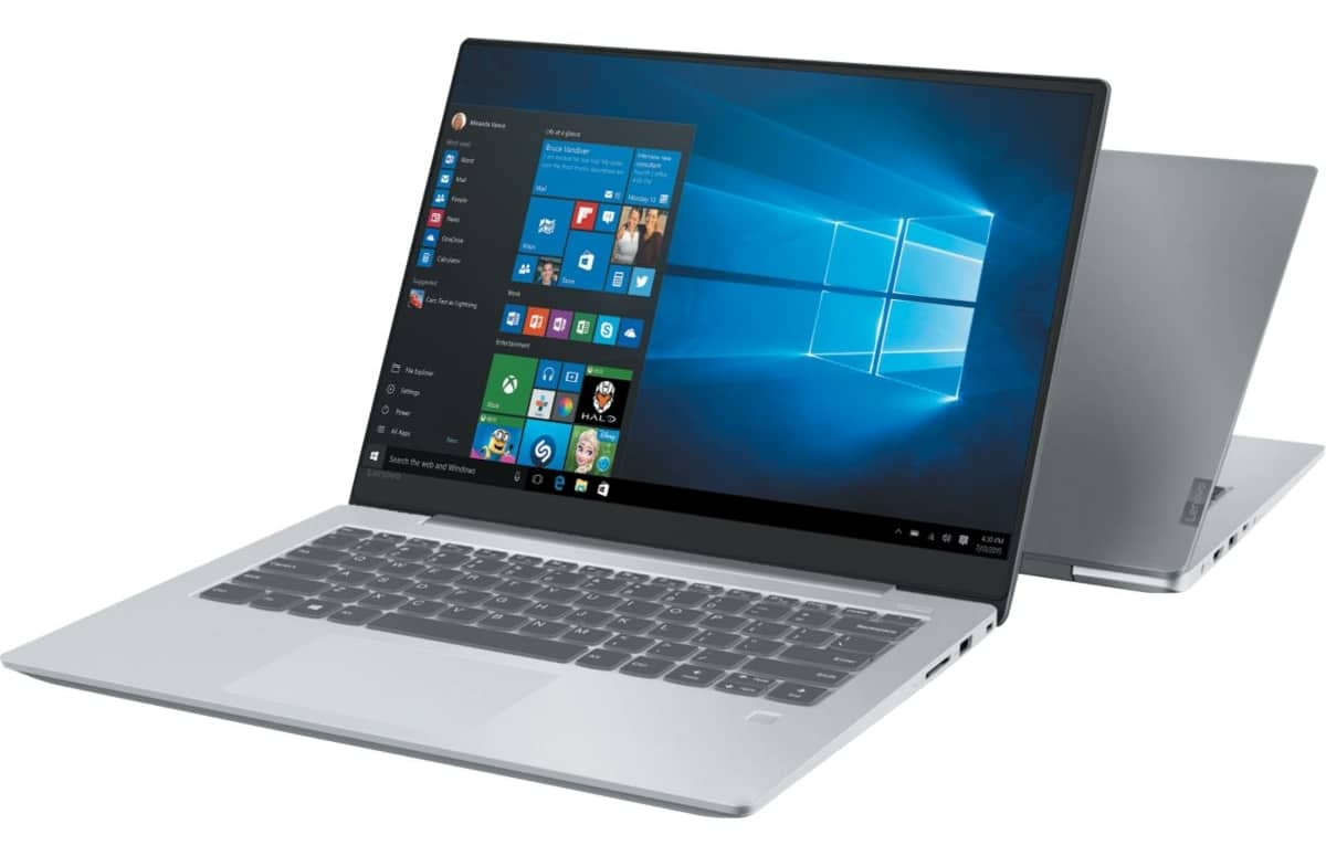 Revue de presse des tests publiés sur le Web (Lenovo IdeaPad 330S-15IKB)