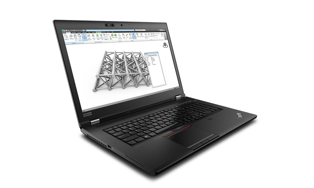 "Lenovo ThinkPad P72, PC portable 17"" Pro Quadro P5200 Coffee Lake"