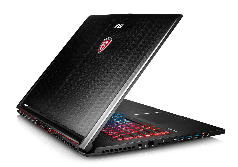 "MSI GS73VR 7RG-049FR, PC portable 17"" 120Hz SSD 512 GTX 1070 i7 1499€"