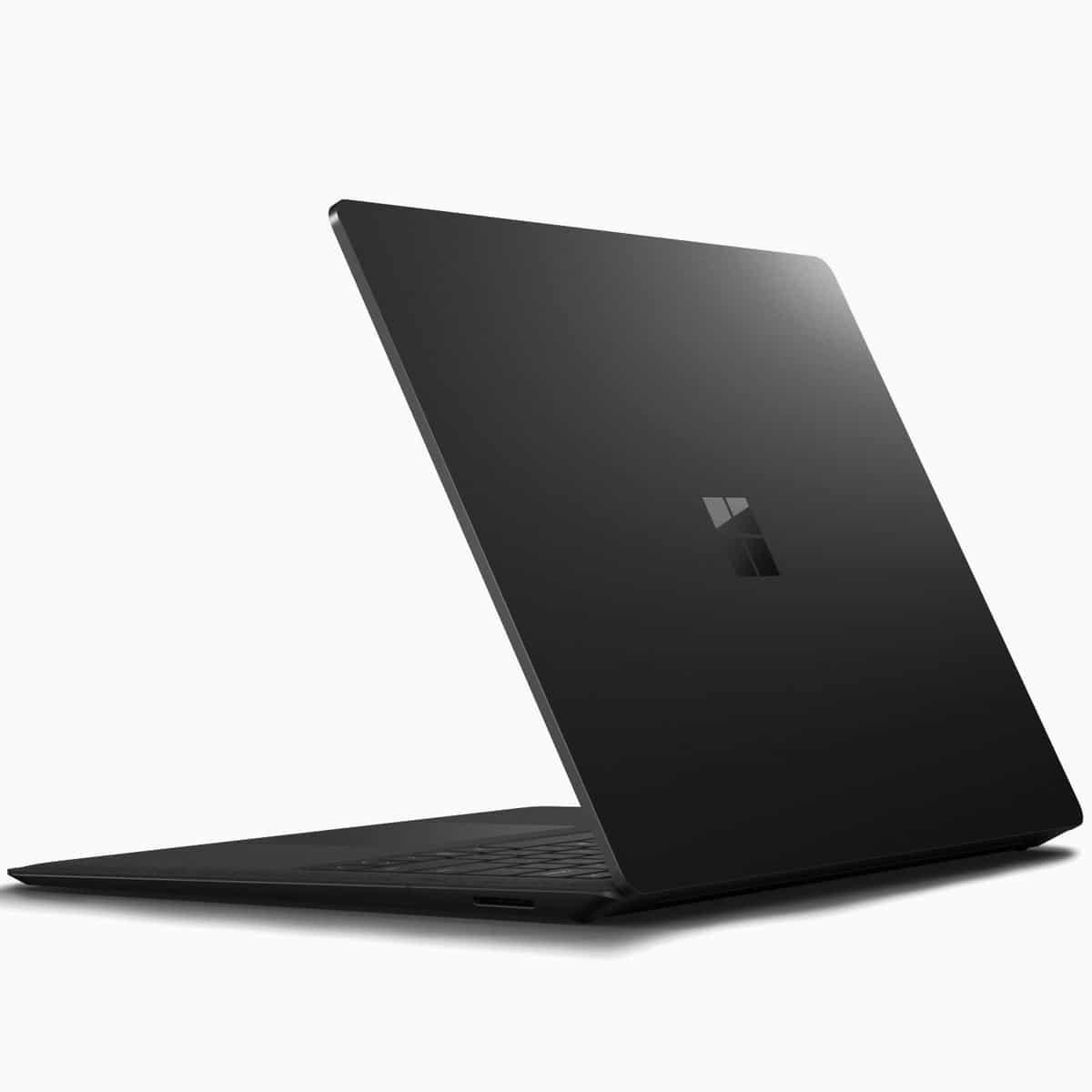 """<span class=""""tagtitre"""">Microsoft - </span>le nouvel Ultrabook Surface Laptop 2 proposé en noir?"""