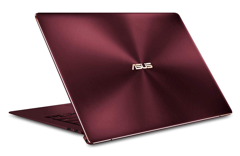 "Asus ZenBook S UX391UA-ET088T, ultrabook 13"" 1 kg Rouge (799€)"