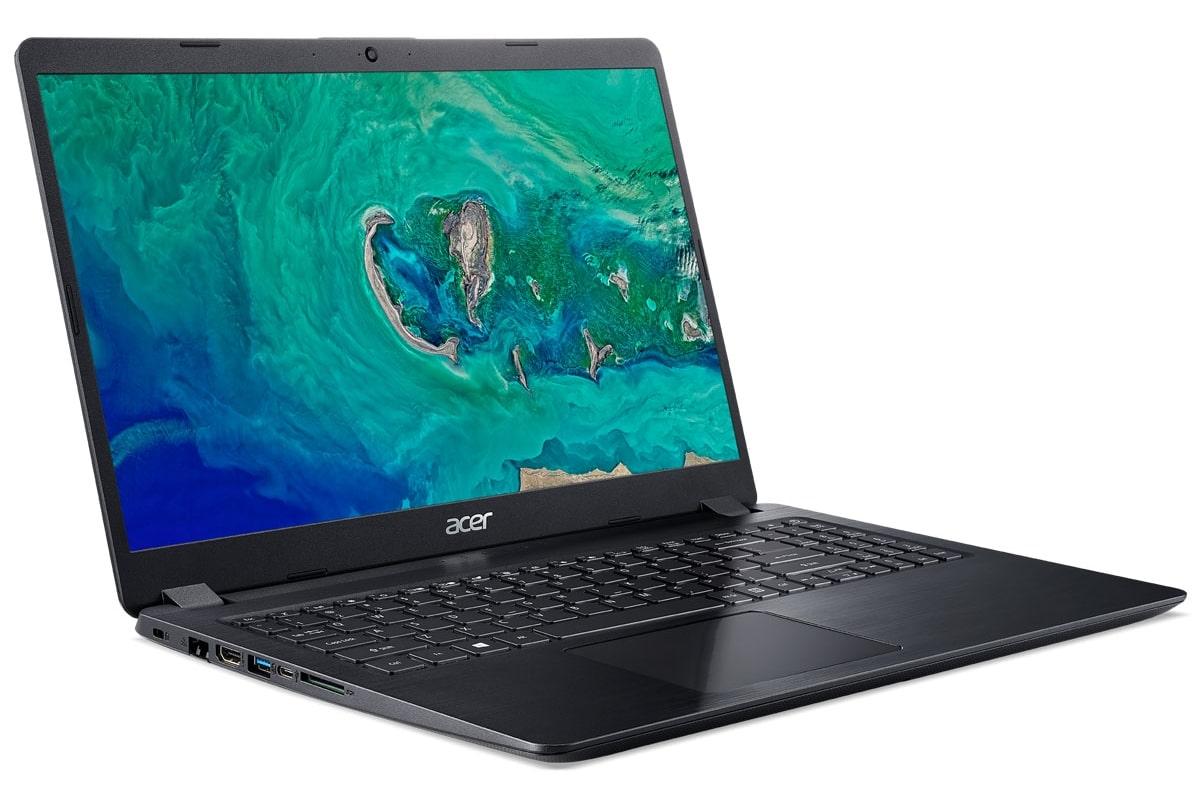 "Acer Aspire A515-52-36TG à 549€, Ultrabook 15"" mat i3 Whiskey Lake Optane"