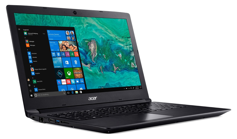 "Acer Aspire A315-32-C0BE à 369€, PC portable 15"" Gemini Lake 1 To pas cher"