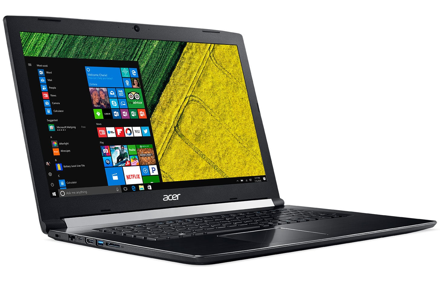 "Acer Aspire A717-72G-579U, PC portable 17"" GTX i5 Coffee Full IPS SSD à 899€"