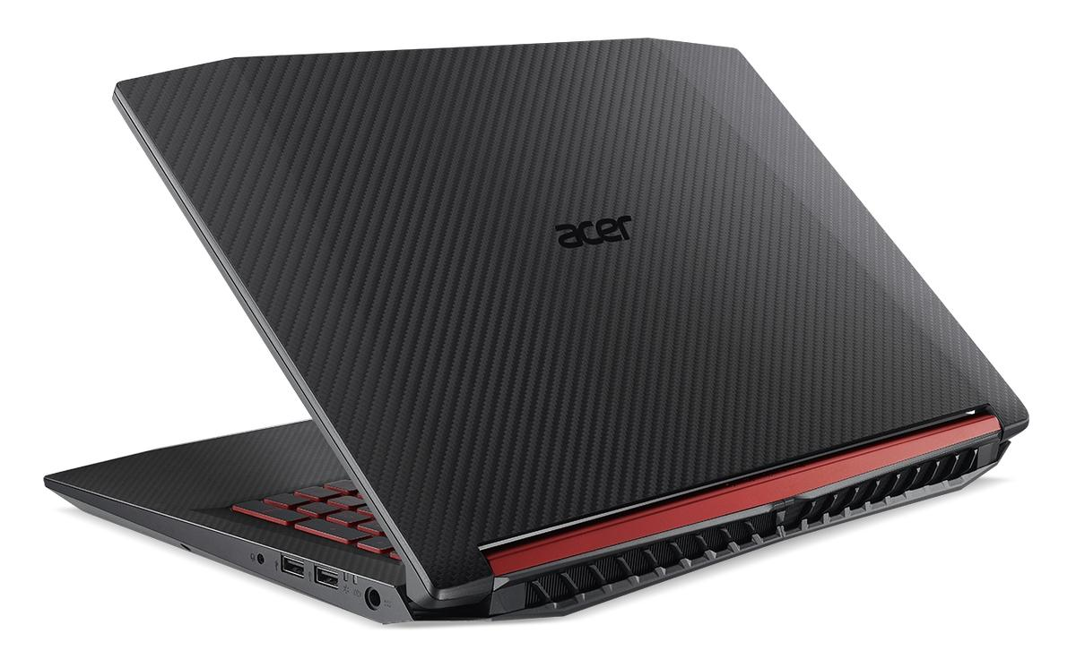 "Acer Nitro AN515-52-70XP, PC portable 15"" Full IPS Hexa i7 GTX SSD à 798€"