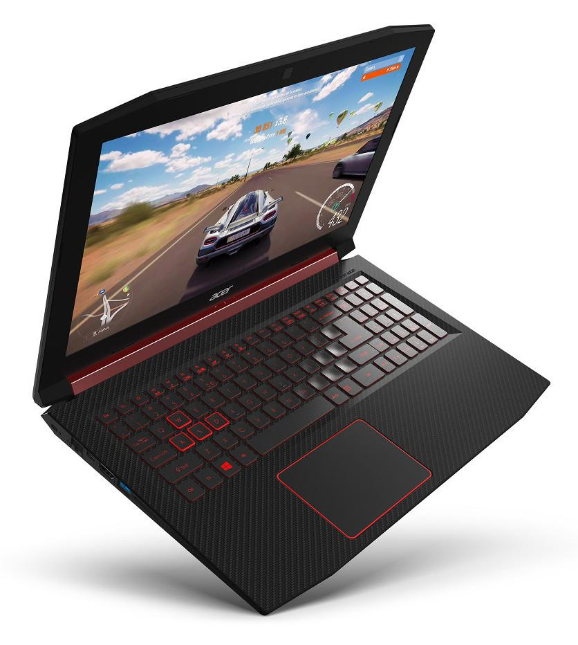 "Acer Nitro AN515-52-79RC, PC portable 15"" IPS Hexa i7 GTX 1060 SSD à 1399€"