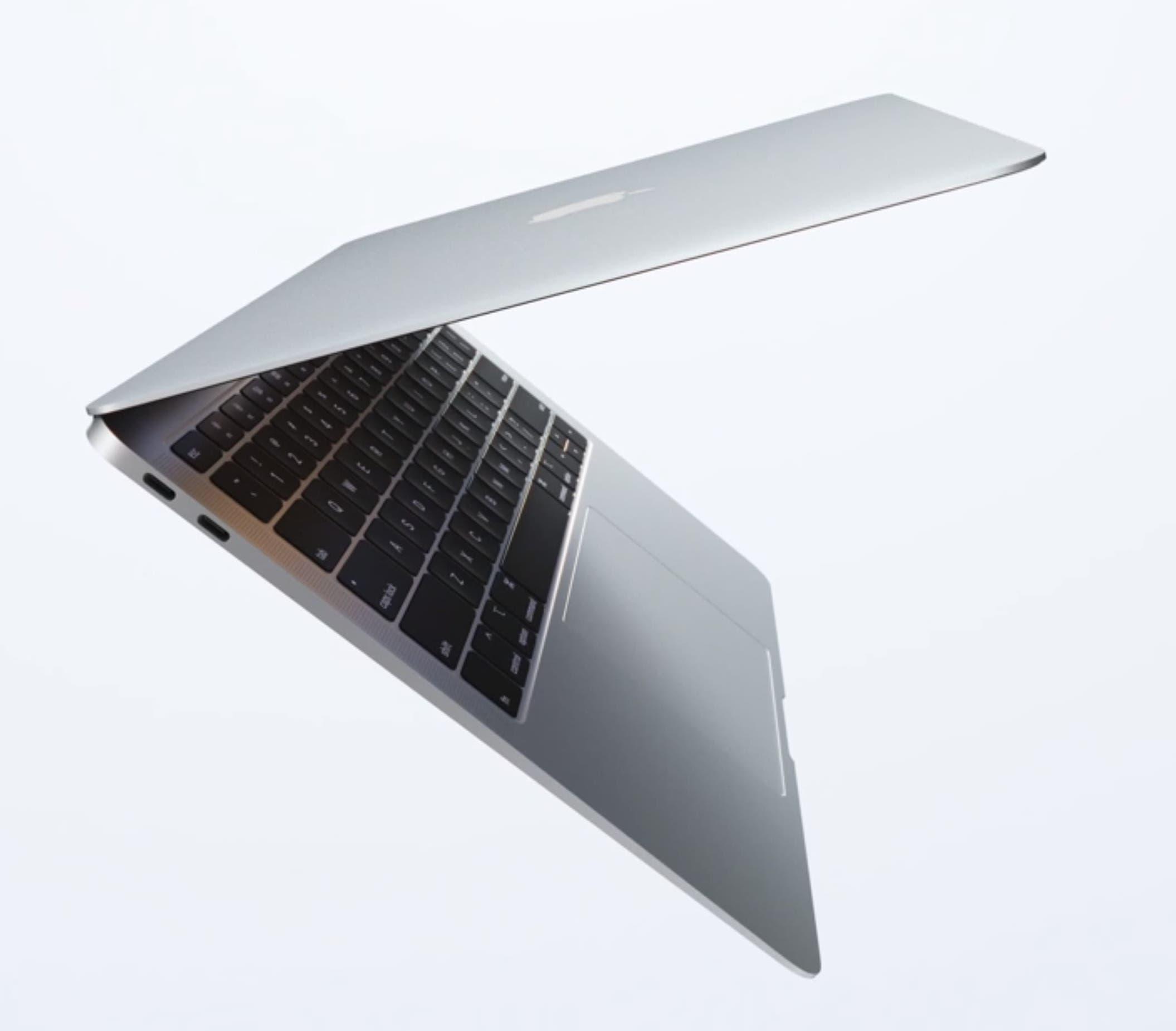 """<span class=""""tagtitre"""">Apple - </span>Un nouveau MacBook Air avec écran Rétina et Thunderbolt 3"""