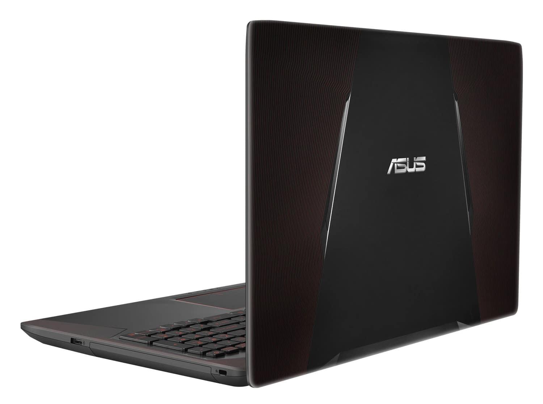 "Asus FX553VD-DM682T, PC portable 15"" Full Quad i7 GTX 1050 promo 829€"