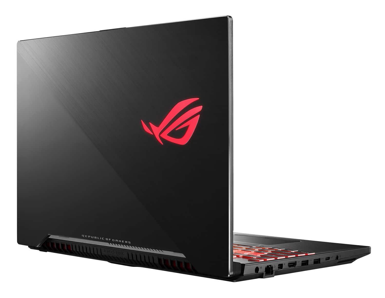 "Asus GL504GM-ES155T, PC portable 15"" IPS 144Hz SSD Hexa Core (1299€)"