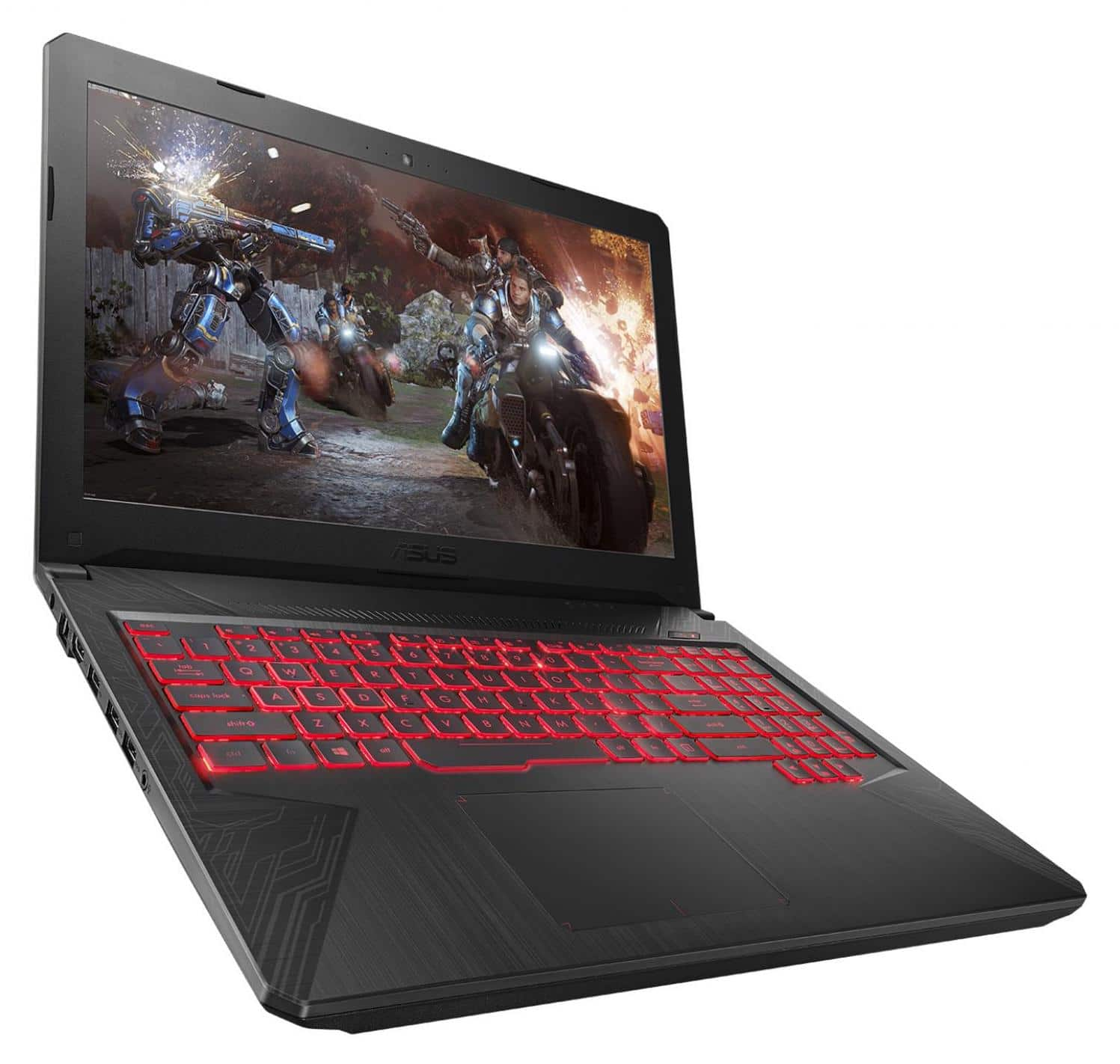 "Asus TUF 504GD-DM602T, PC gamer 15"" Full Coffee i5 Optane GTX 1050 (599€)"