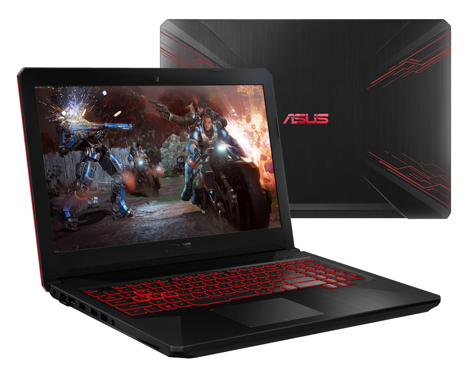 "Asus FX504GD-DM150T, PC portable 15"" SSD GTX 1050 Quad Coffee 899€"