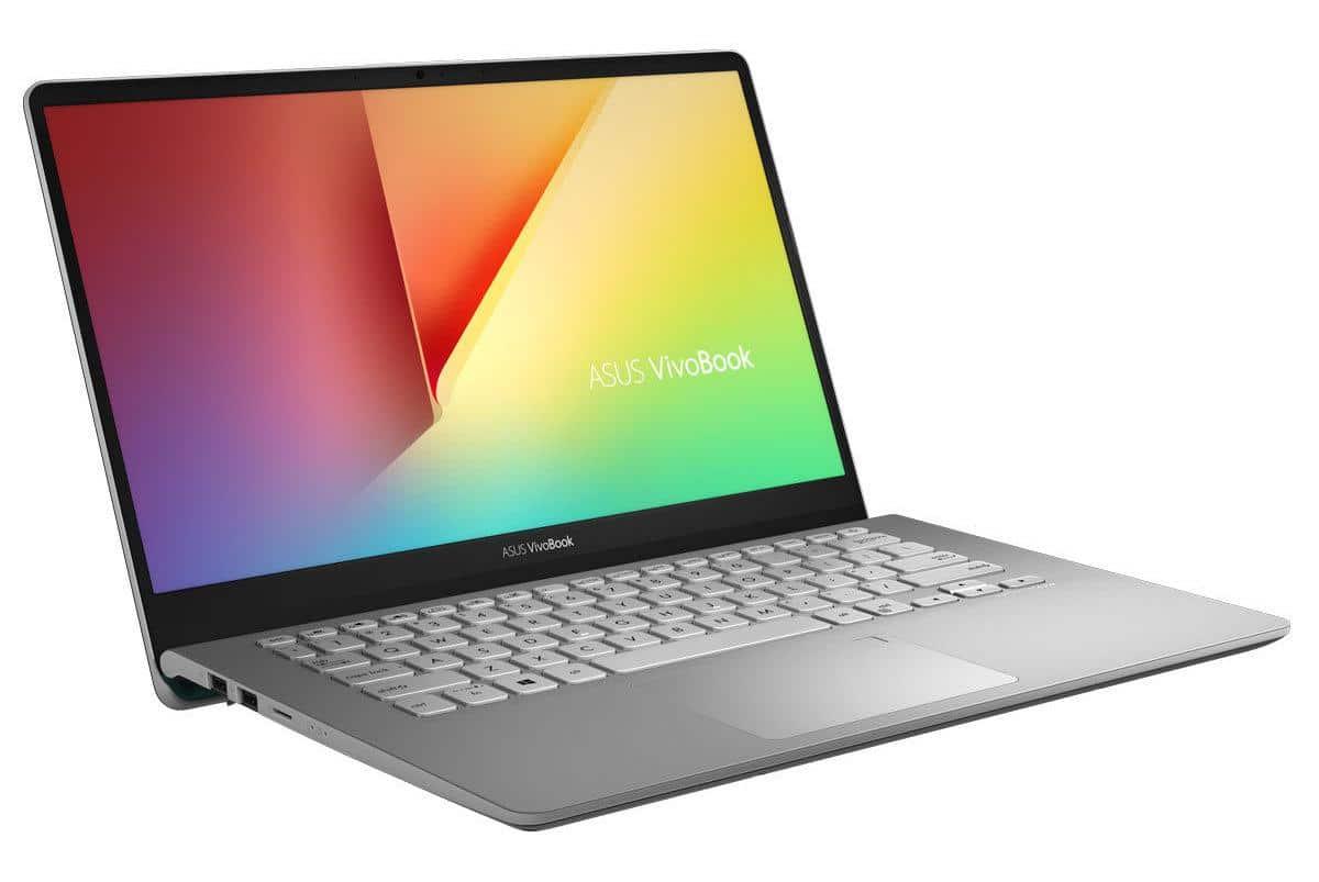 "Asus VivoBook S430UA-EB249T à 599€, Ultrabook 14"" Full SSD i3 Refresh 8 Go"