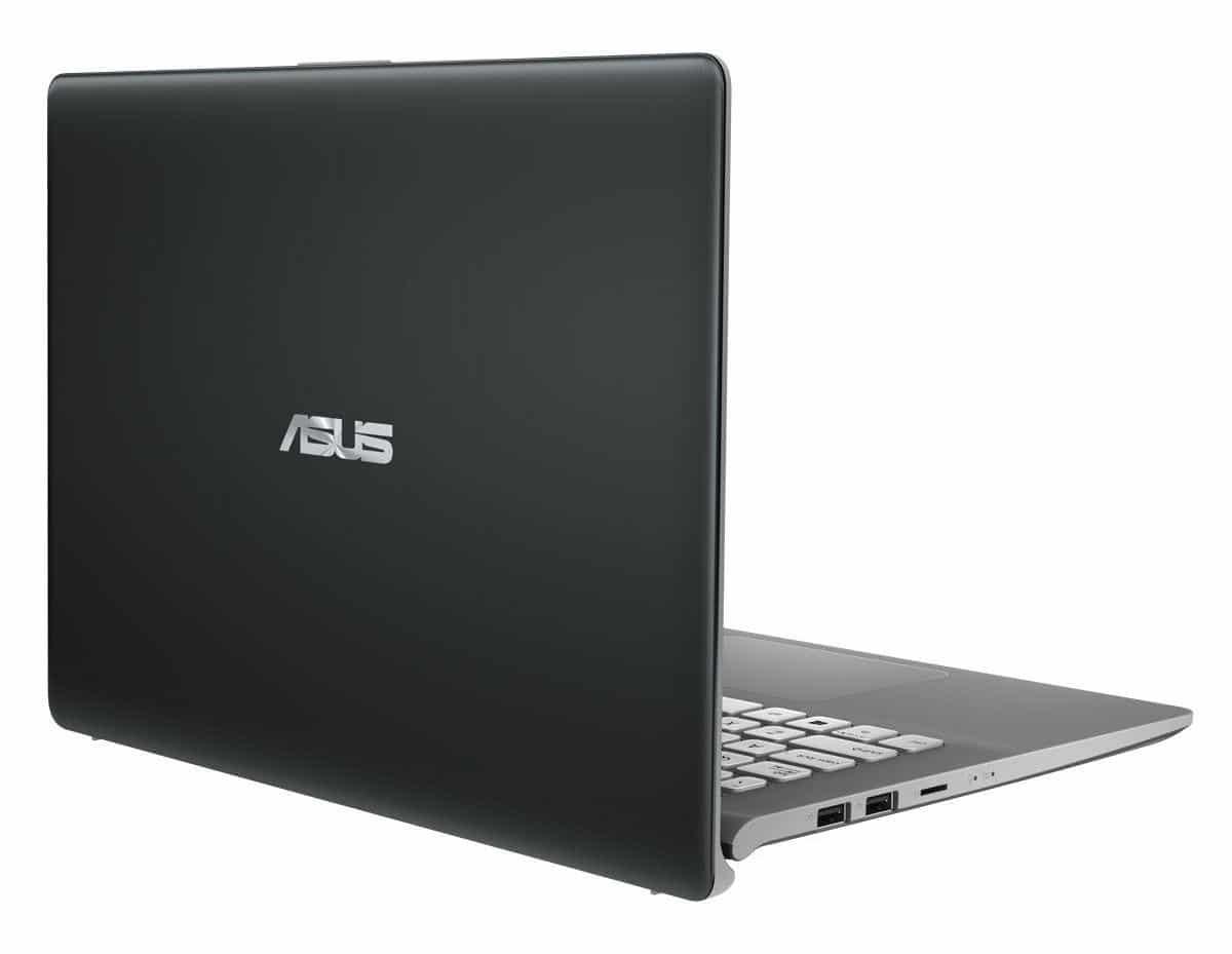 Asus VivoBook S430UA-EB265T, Ultrabook Full SSD 256 NumPad (599€)