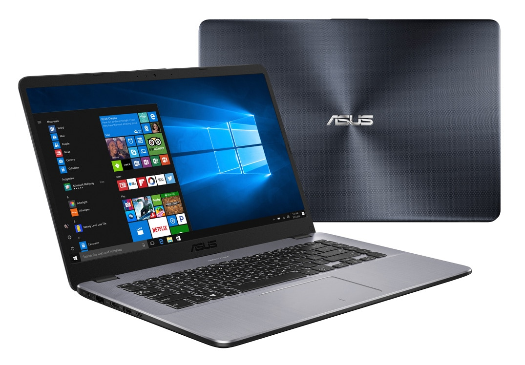 "Asus S505ZA-BQ315T à 598€, PC portable 15"" Full HD Quad SSD (+ sacoche)"