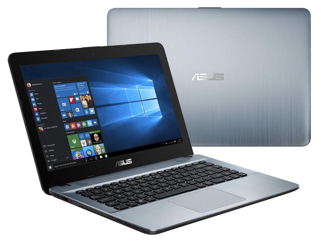 Asus X441BA-FA157T, PC portable 14 pouces SSD256 Full mat à 399€
