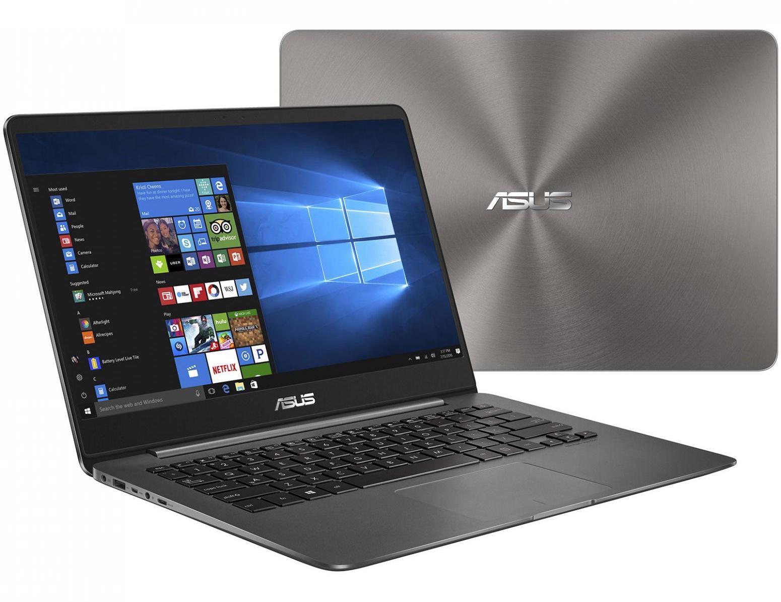 """Asus ZenBook UX430UN 7r8256, ultrabook 14"""" Full MX150 i7 SSD256 promo 869€"""