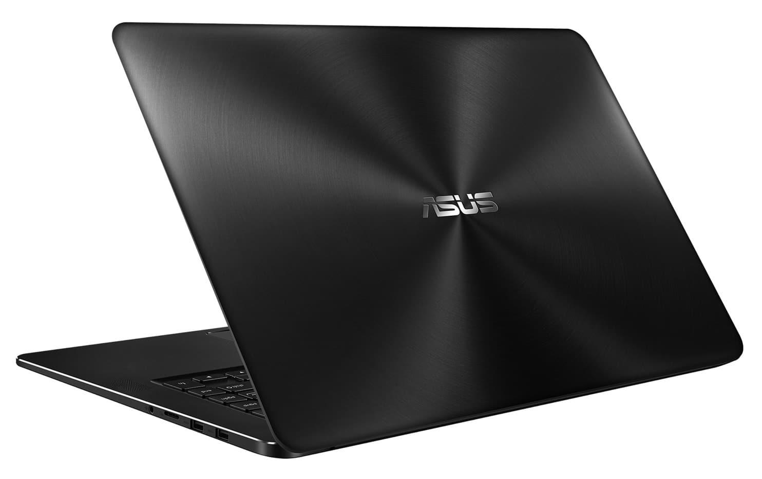 "Asus ZenBook UX550VD-BN020T, ultrabook 15"" polyvalent (899€)"