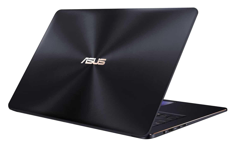 """Asus ZenBook UX580GD-BO038T, ultrabook 15"""" Tactile Hexa GTX (1489€)"""