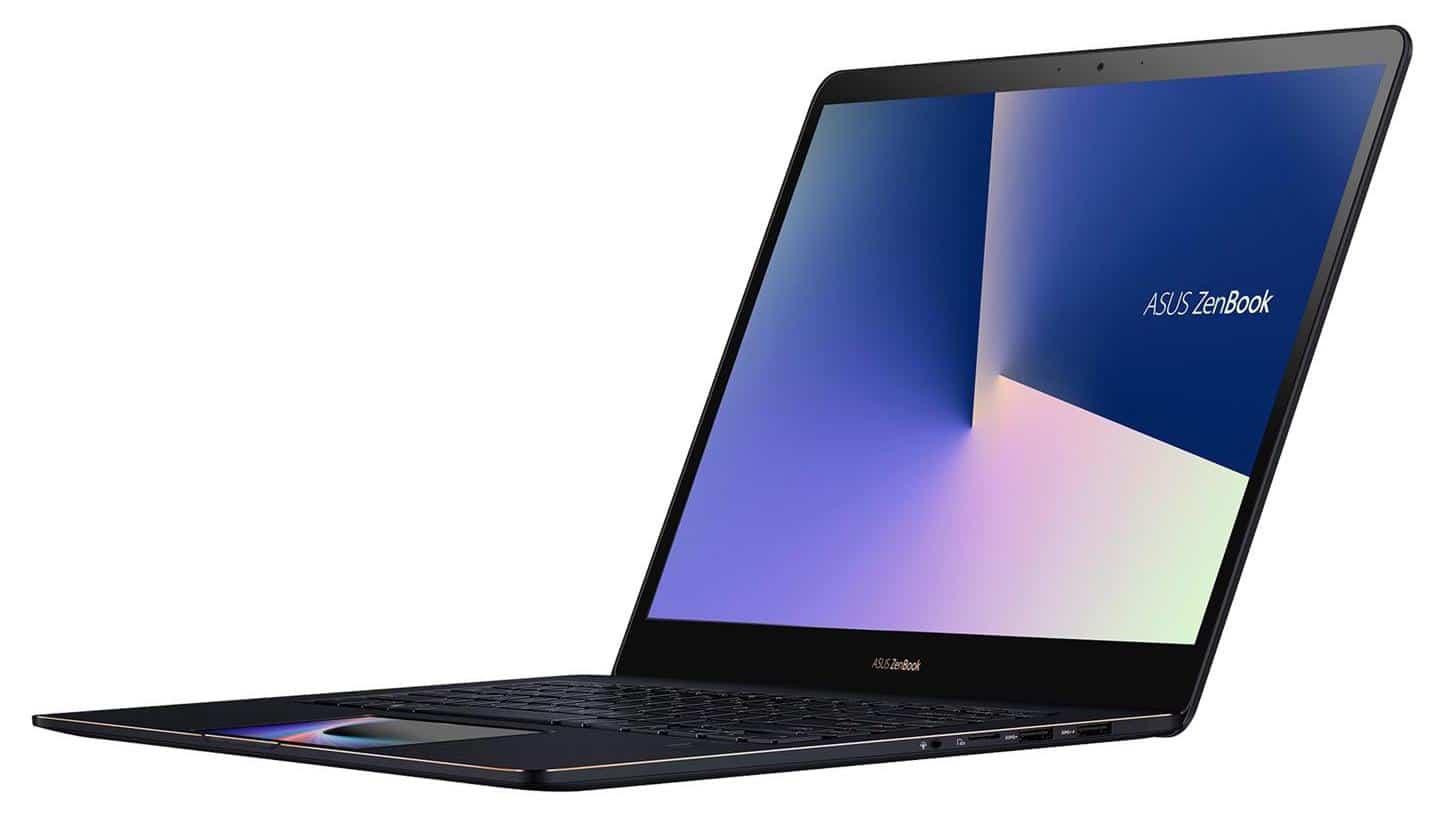 "Asus ZenBook UX580GE-BO053T, Ultrabook 15"" Tactile GTX Ti Hexa i9 promo 2299€"