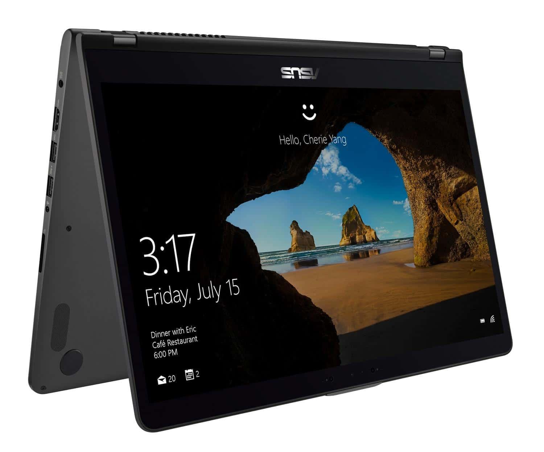 """Asus Zenbook Flip UX561UD-BO009T, 15.6"""" Tablette i7 SSD512 GTX 1050 1299€"""