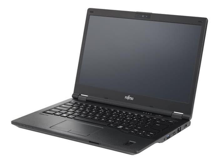 "Fujitsu LifeBook E448 à 675€, PC portable 14"" mat SSD 256 Go i3 8 Go Pro"