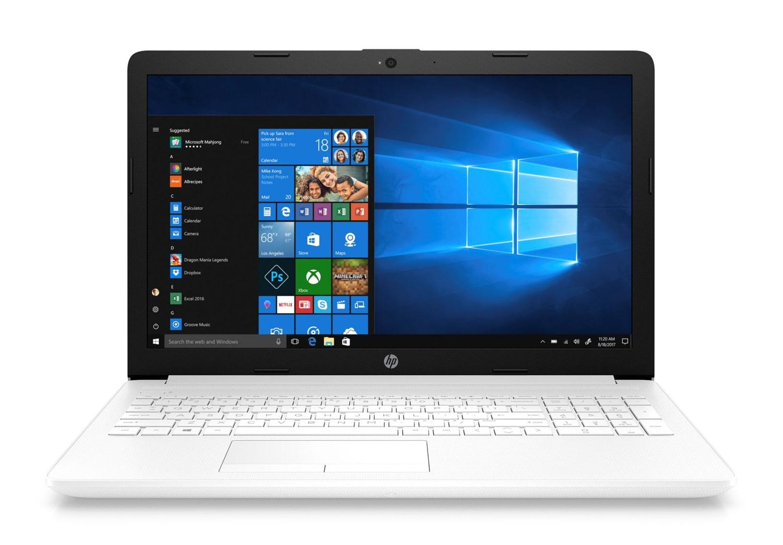 "HP 15-da0094nf à 399€, PC portable 15"" mat 1 To Gemini blanc pas cher"