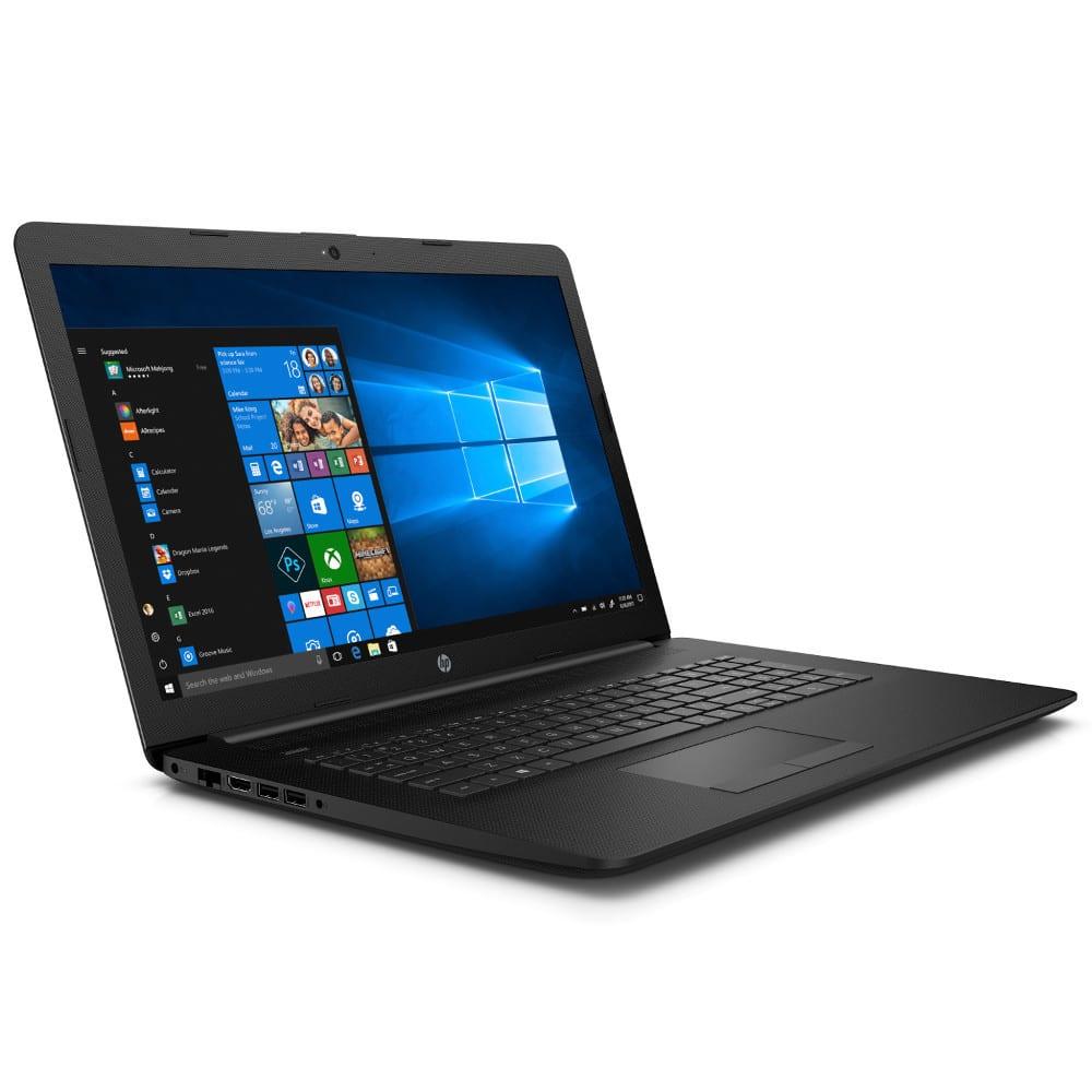 "HP 17-ca0010nf à 429€, PC portable 17"" mat 8 Go, Stoney Ridge 1 To noir"