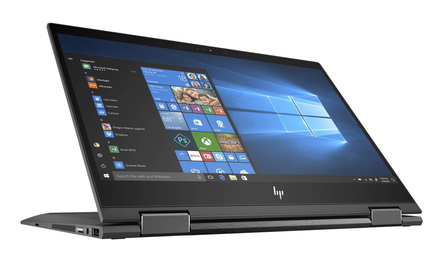 "HP Envy x360 13-ag0006nf 664€, ultraportable 13"" IPS Full Tablette SSD Quad"
