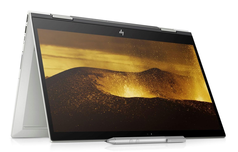 """HP Envy x360 15-cn0002nf, ultrabook 15"""" Tablette IPS 12Go i7 MX150 (1259€)"""