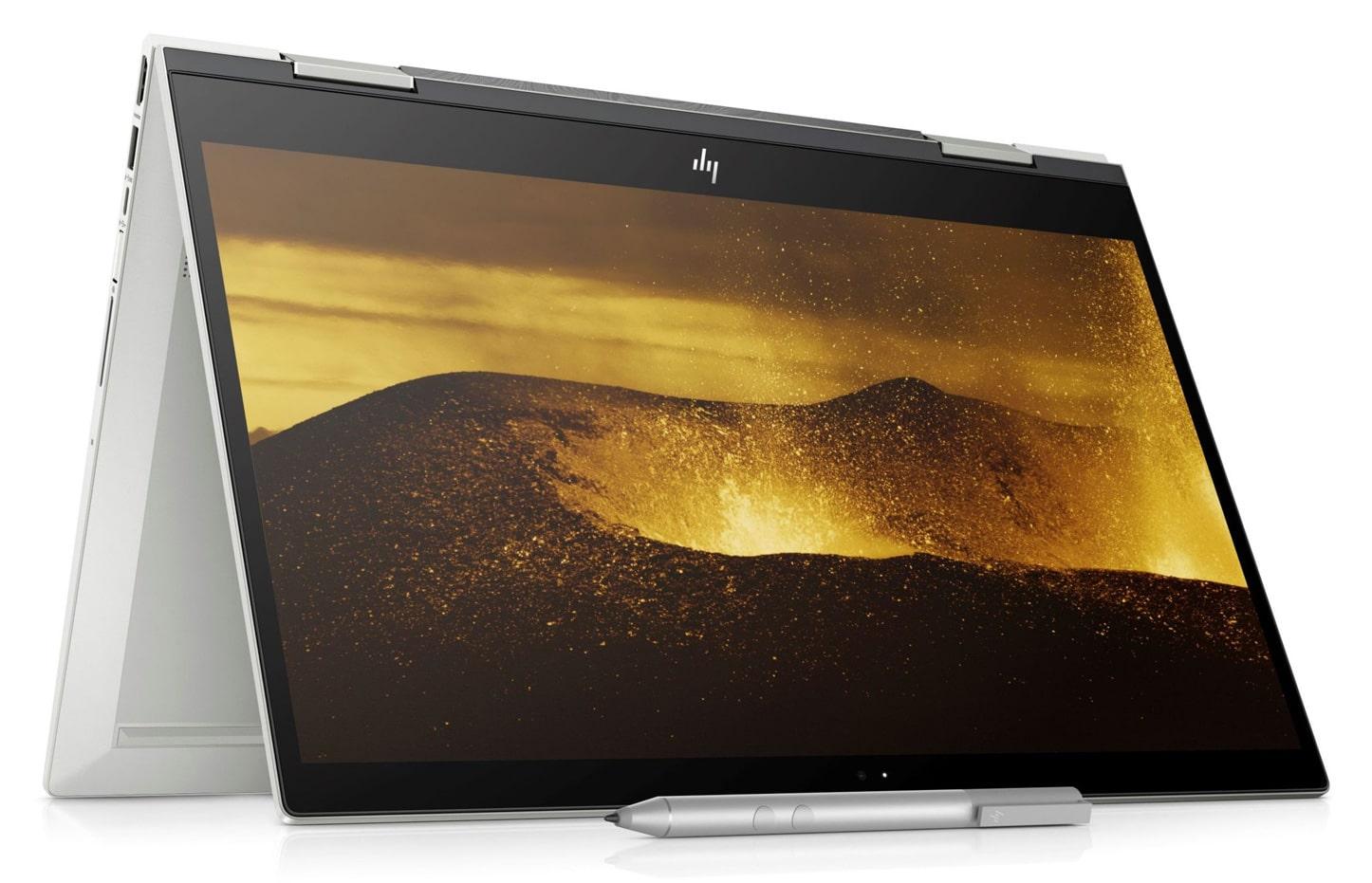 "HP Envy x360 15-cn0007nf, ultrabook 15"" Tablette IPS Quad i7 MX150 promo 1195€"