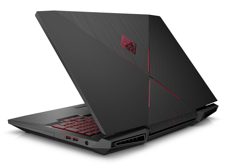 "HP Omen 17-an118nf, PC portable 17"" IPS Hexa GTX 1050 Ti SSD (999€)"