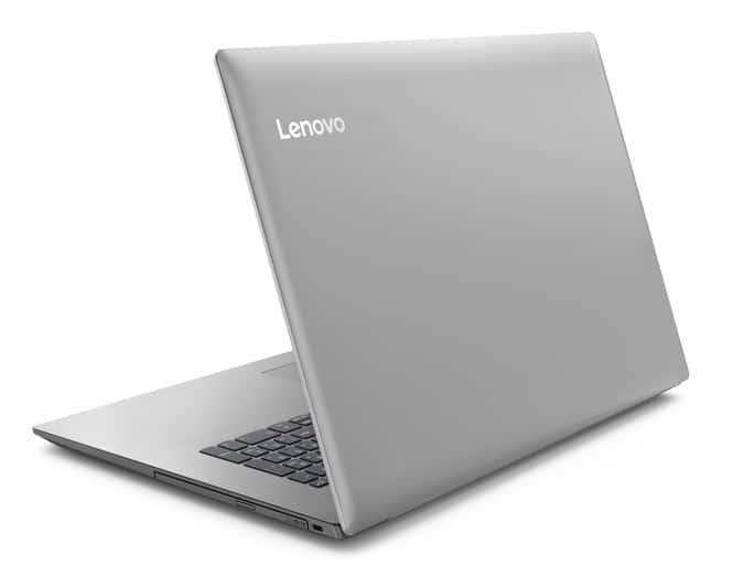 "Lenovo Ideapad 330-17IKB, PC portable 17"" mat bureautique Kaby Lake à 399€"