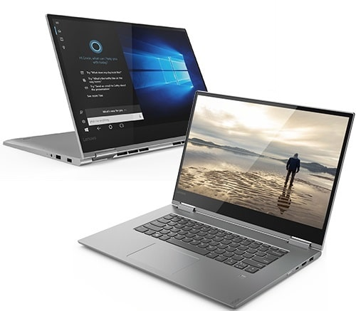 Revue de presse des tests publiés sur le Web (Lenovo Yoga 730-15IKB)