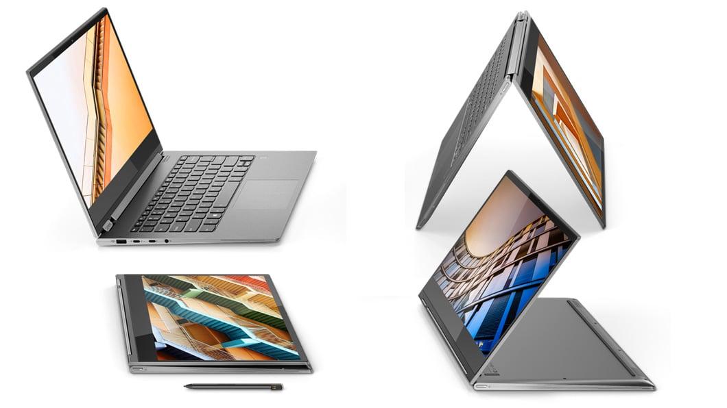 "Lenovo Yoga C930-13IKB, Ultrabook 13"" IPS 4K Tablette 16 Go Quad SSD 1 To (1528€)"