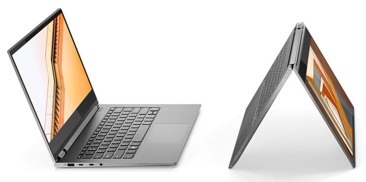 Revue de presse des tests publiés sur le Web (Lenovo Yoga C930-13IKB)
