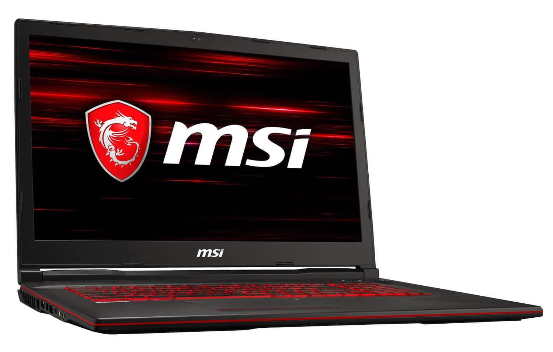 MSI GL73 8RD-295FR, PC jeu 17 pouces i5-8300H 1050 Ti (799€)