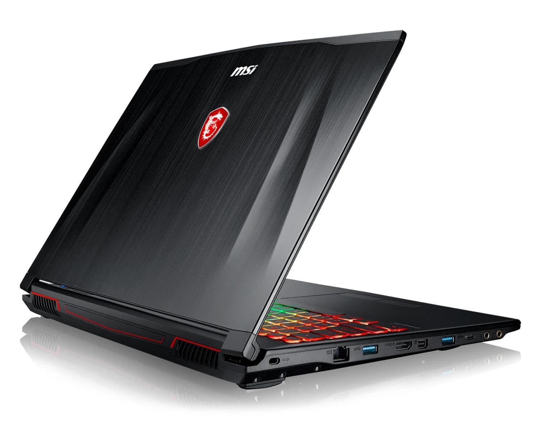 """MSI GP62MVR 7RFX-1058FR, PC portable 15"""" SSD uad GTX 1060 promo 849€"""